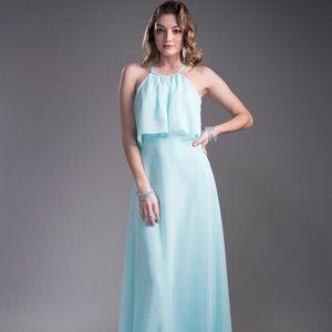 Lace Evening Bridesmaid Dress CD13031